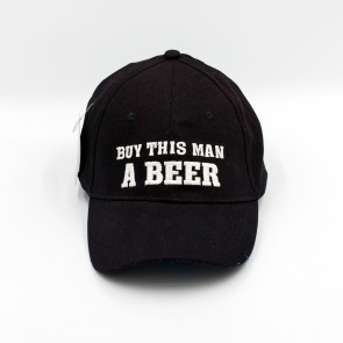 Buy This Man A Beer Cap