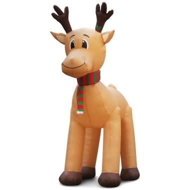 Giant Inflatable Reindeer -...