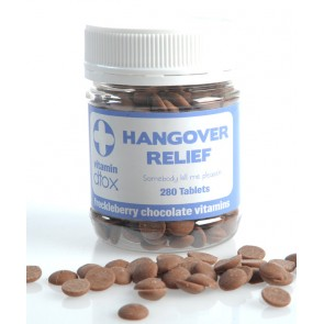 Hangover Relief Chocolate Vitamins