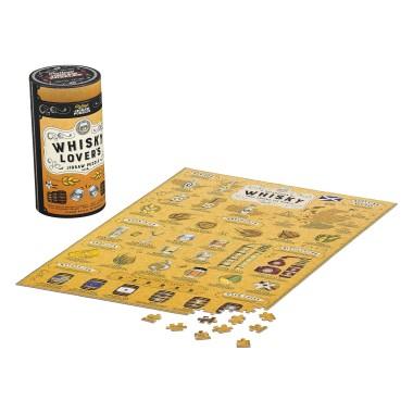 Whisky Lovers 500pc Jigsaw...