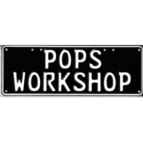 Pop's Workshop Novelty...