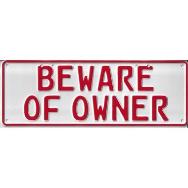 Beware of Owner Novelty...