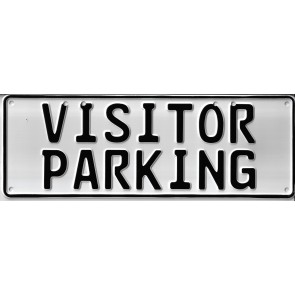 Visitor Parking Number...