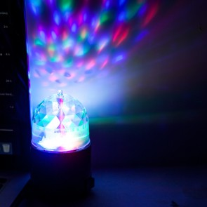 USB Disco Nightlight