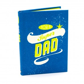 For a Super Dad Book