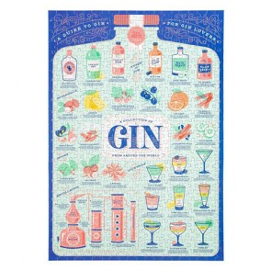 Gin Lovers 500pc Jigsaw...