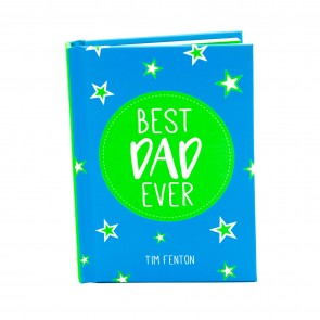 Best Dad Ever Book