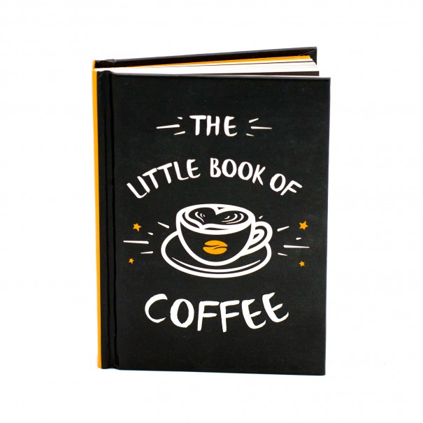 the little book of coffee a collection of quotes statements and