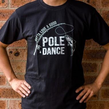Good Pole Dance Fishing...