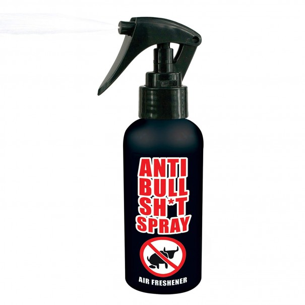 Anti Bullshit Spray