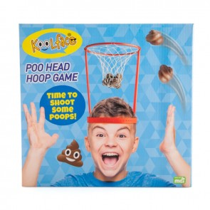 Poo Head Hoop Game
