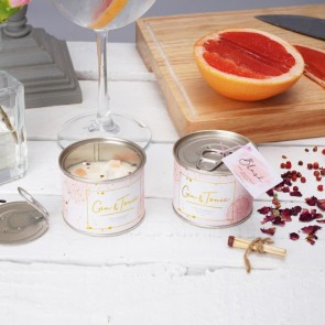 Gin & Tonic Ring Pull Candle