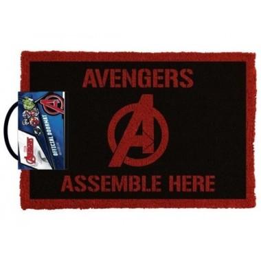 Marvel Avengers Assemble...