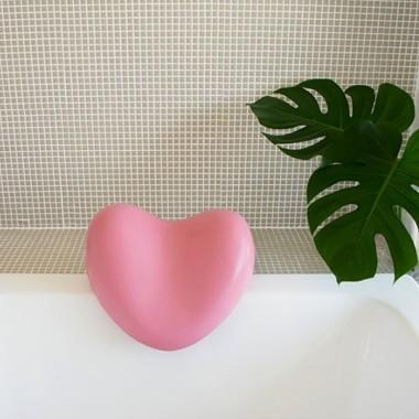 Bath Pillow - Heart Shape
